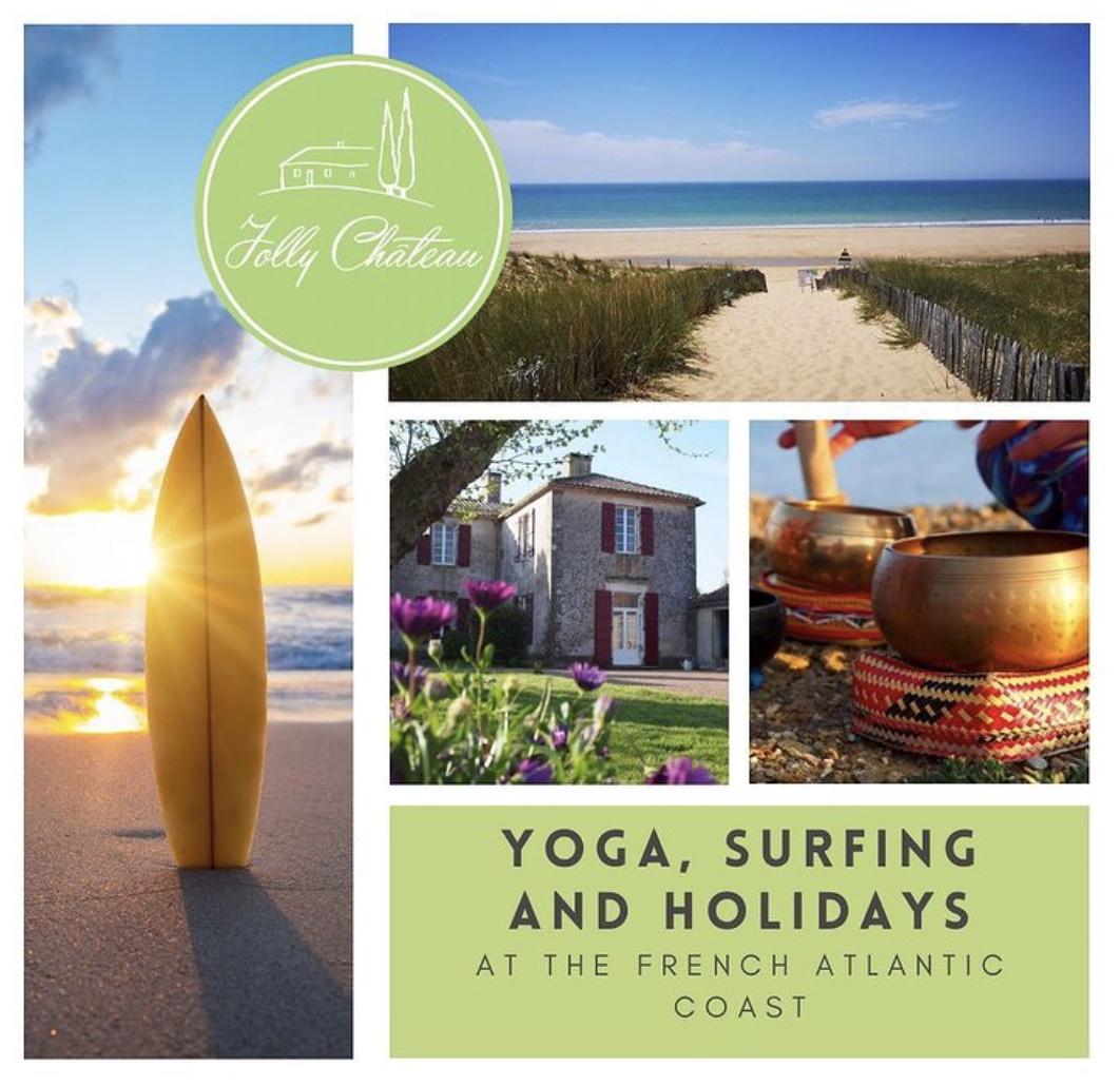 Yoga Retreat Jolly Chateau